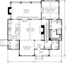 Sl House Plans Wind River Frank Betz Associates Inc Southern Living House Plans