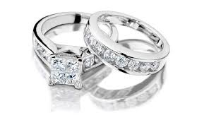 cheap wedding rings sets his and wedding ring sets fascinating wedding ring set