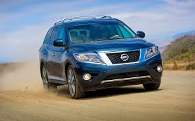 nissan blue nissan pathfinder review and photos