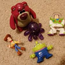 toy story characters woody buzz stretch lotso huggin