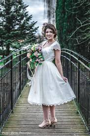 customisable fifties inspired bridal wear made to order