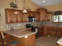 kitchen flooring lowes kitchen floor tile ideas with oak cabinets