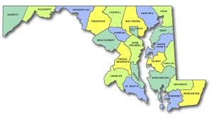 maryland map priority letter map