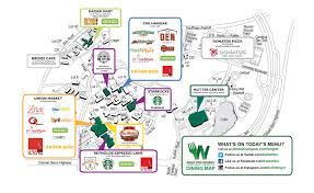Wsu Campus Map Dine On Campus At Wright State University