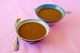 spiced chestnut soap chestnut soup