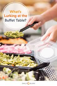 buffet cuisine pin will that buffet give you food poisoning possibly