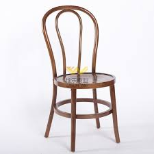 vienna bentwood thonet chair for wedding event china wholesale