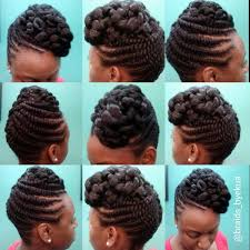 flat twist updo hairstyles pictures flat twisted updo by ekua flat twist updo flat twist and updo