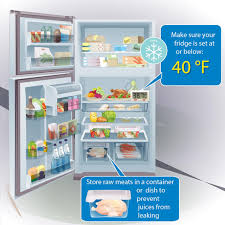 how to make your fridge look like a cabinet maintaining your refrigerator for food safety mesa county public