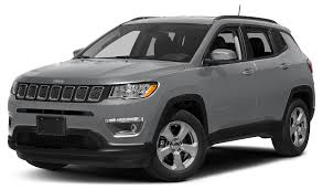 2018 Jeep Compass Limited 4x4 In Rhino Clearcoat For Sale In