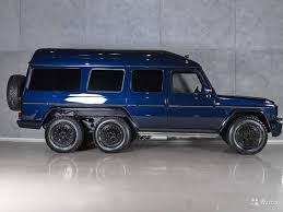 mercedes g class 6x6 mercedes benz g500 6x6 by schulz tuning benztuning