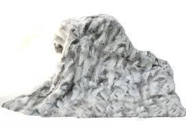 amazon com rabbit hare real fur area rugs fur blankets 86 u201d 86