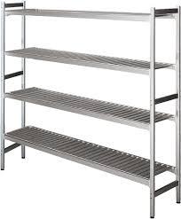 etagere pour chambre froide étagère pour rayonnage chambre froide professionnel srca124
