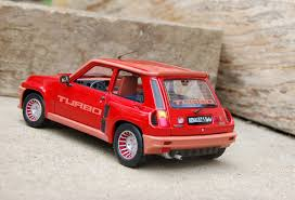 renault 5 rally die cast delights a renault 5 turbo in 1 18 scale hooniverse
