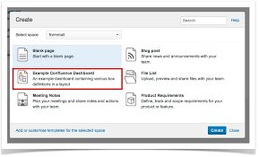 dashboards documentation confluence dashboards adaptavist