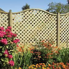 Diamond Trellis Panels Lemon Fencing Fencing In Essex Garden Buildings U0026 Sheds In
