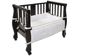 Co Sleeper Convertible Crib by Sleigh Bed Co Sleeper Luxurious And Beautiful Baby Bassinet