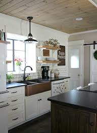 kitchen ceiling ideas photos 25 best wood plank ceiling ideas on plank ceiling with