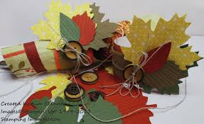 thanksgiving napkin rings craft diy table accents for thanksgiving to wow your family stamping