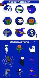 halloween elements free vector graphics vector graphics blog page 7