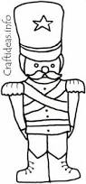 nutcracker german guy 13cm 5 1inch christmas coloring