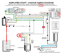 wire alternator wiring diagram diagramir admirable picture page
