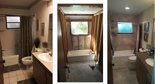 bathroom remodel ideas before and after sterling manufacturing before and after residential guest