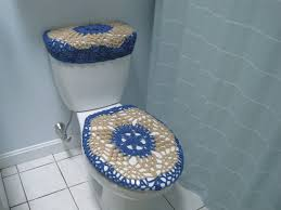 Toilet Mat Covers For Toilet Seat U0026 Toilet Tank Lid Crochet Everything