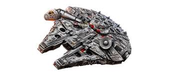 lego ultimate collector u0027s series millennium falcon 75192 in