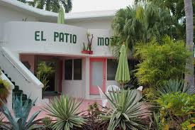 Patio Motel Heading West Key West That Is