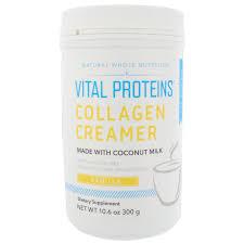 vital proteins collagen vital proteins collagen creamer vanilla 10 6 oz 300 g iherb com