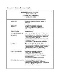 Resume Mission Statement Resume Objective Cv Sample Gener Peppapp