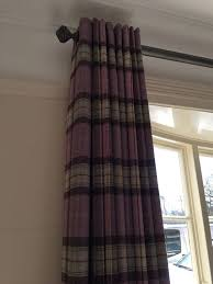Wool Curtains Wexford Wool Plaid Curtains 29 Best Fabric Images On
