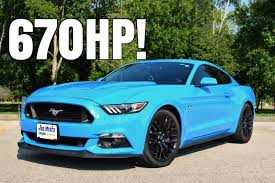 ford mustang supercharged 2017 ford mustang gt w roush supercharger driving review 670hp