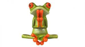 free frog frog graphics pose yoga hd wallpaper