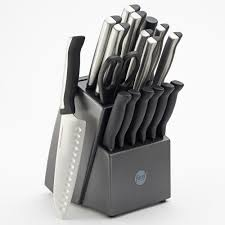 Which Are The Best Kitchen Knives by Network 18 Pc Soft Grip Cutlery Set