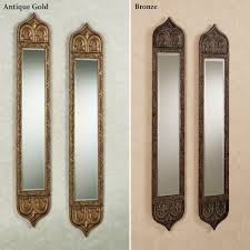 Wall Decor Mirror Home Accents Anisah Panel Wall Mirror Set