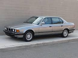1990 bmw 7 series bmw 7 series no reserve 1990 bmw 750il sedan 5 0l v12 110k