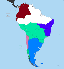 Chile South America Map by Map Continuation X Map 5 Zenobia South America Page 3
