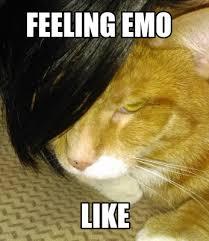 Emo Meme Generator - feeling emo like lol pinterest emo meme and funny memes