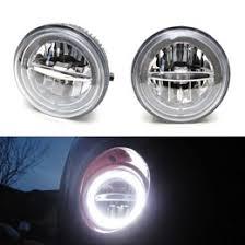 toyota tacoma fog lights tundra tacoma led halo ring daytime running lights