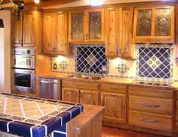 Kitchen Project Want Mexican Tiles On Countertop And Backsplash - Mexican backsplash