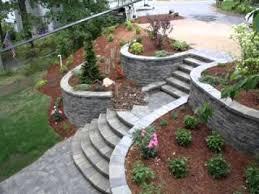 good garden retaining wall decorating ideas 2017 youtube