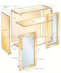 hand tool wall cabinet plans u2022 woodarchivist