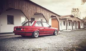 bmw stanced chapter two slammed bmw e30 coupe