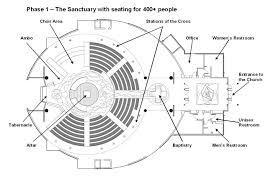 Catholic Church Floor Plans by Churches Floor Plans Over 5000 House Plans