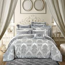 Black And Silver Bed Set Black And Silver Bedding Sets Uk Tags Silver Bedding Sets Purple