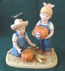 home interior denim days figurines denim days figurines by homeco collectibles