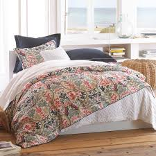 Navy White Coral Gray Bedroom Bedroom Best Coral Bedding Collection For Beautiful Bedding Decor