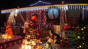 the nightmare before christmas house youtube